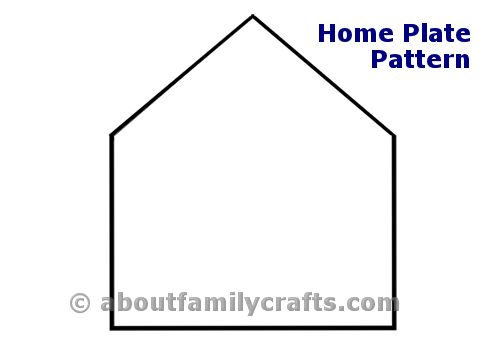 Home Plate Pattern