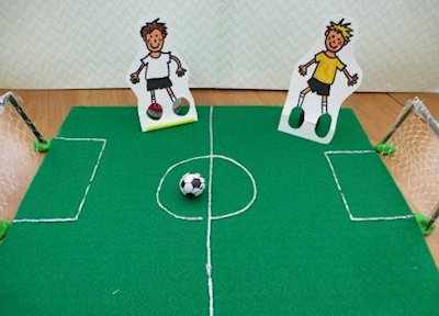 Make Your Own Football Game