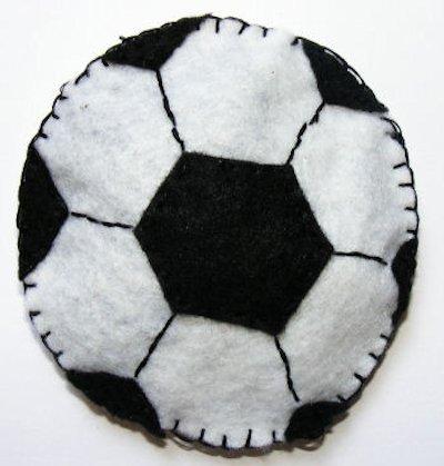 Football Soccer Beanbag