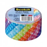 rainbow scales duct tape