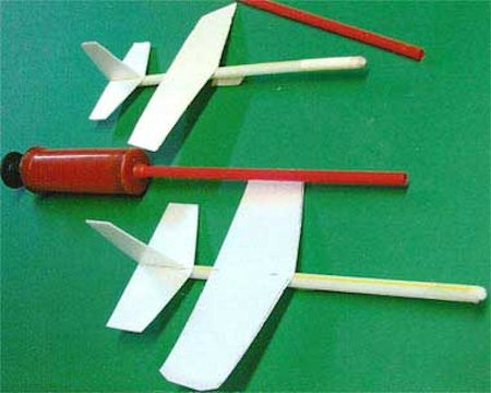 18 airplane crafts for kids about family crafts straw airplanes sciox Choice Image
