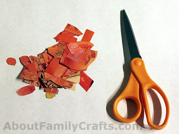Cut Orange Pieces from catalogs