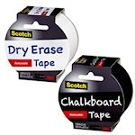 scotch chalkboard and dry erase tapes 150