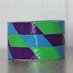 Colorful Duct Tape Bracelet 150