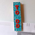 Jumbo Clothespin Magnet