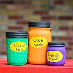 Magic Potion Jars 150