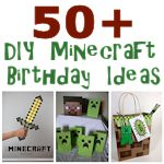 50+ DIY Minecraft Birthday Party Ideas 150