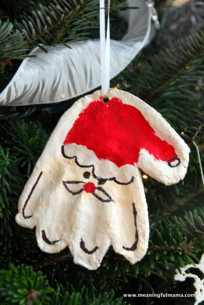 25 Christmas Tree Ornaments Kids Can Make About Family