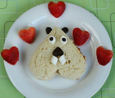 groundhog day sandwich