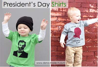 15 - President's Day Shirts
