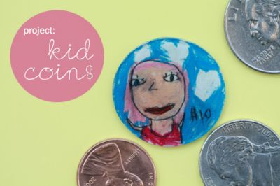 President's Day Kid Coins