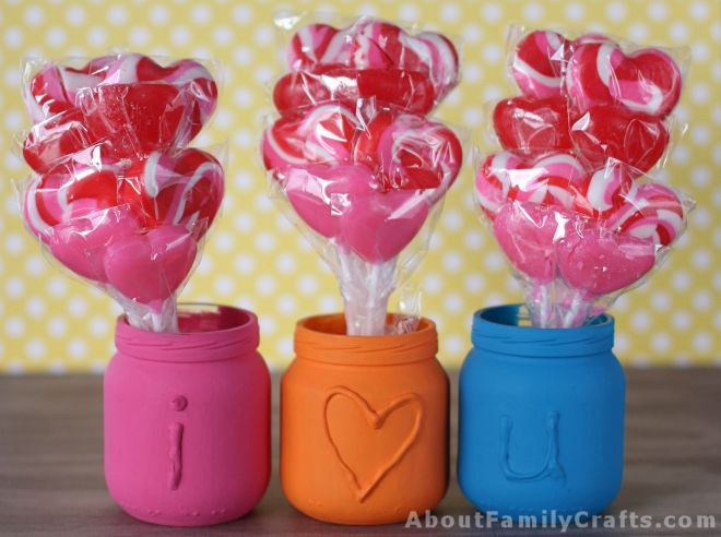 How to Make embossed baby food jars