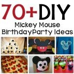 70+ Mickey Mouse DIY 150