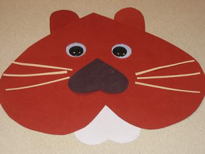 Heart Groundhog