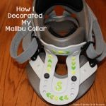How I Decorated My Malibu Collar 150