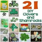 21 DIY Clovers and Shamrocks 150