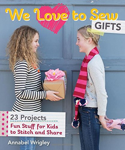 We Love to Sew Gifts Book Review