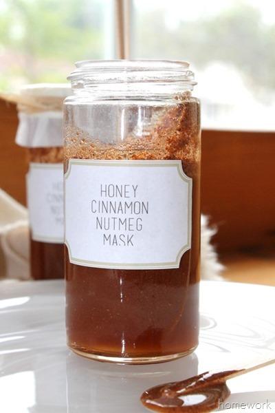 Honey Facial Mask