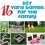 16 DIY yard games for the family 150