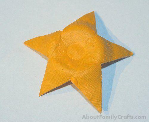 paint the starfish