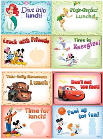 photograph regarding Free Printable Lunchbox Notes identified as 20 Absolutely free Printable Lunch Box Notes and Jokes Around Household
