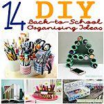 14 DIY Organizing Ideas for Back-to-School 150