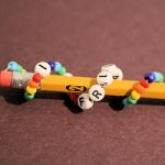 How to Decorate a Pencil Using Beads 150