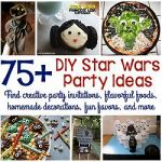 DIY Star Wars Party Ideas