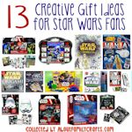 13 Creative Gift Ideas for Star Wars Fans 150