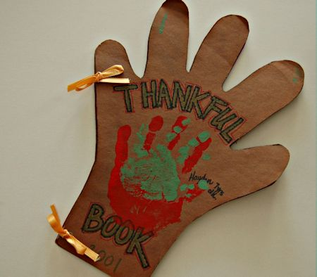 Thanksful Hands