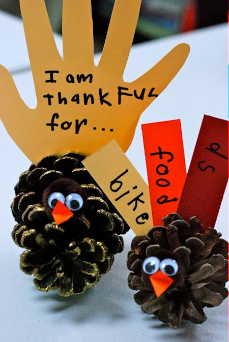 Give Thanks Turkeys