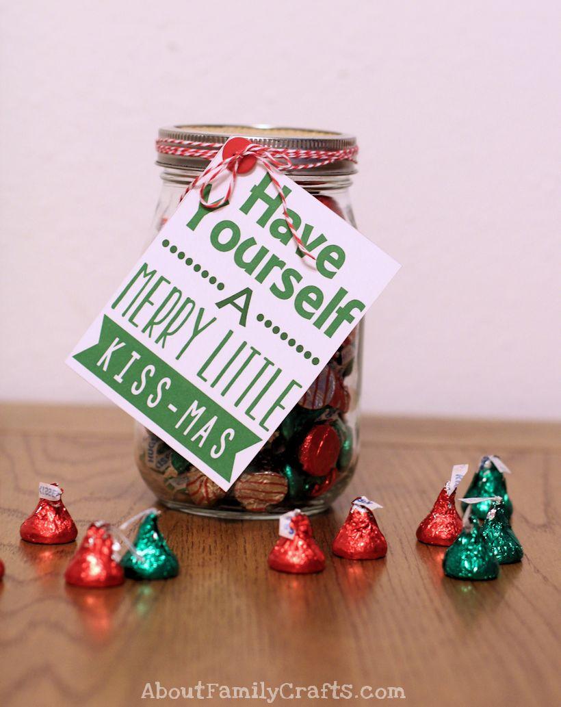 finish making the hidden money jar gift