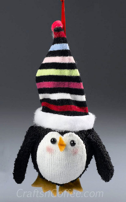 Glove Penguin Project