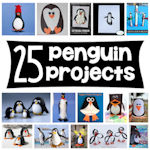 25 Penguin Projects for Kids