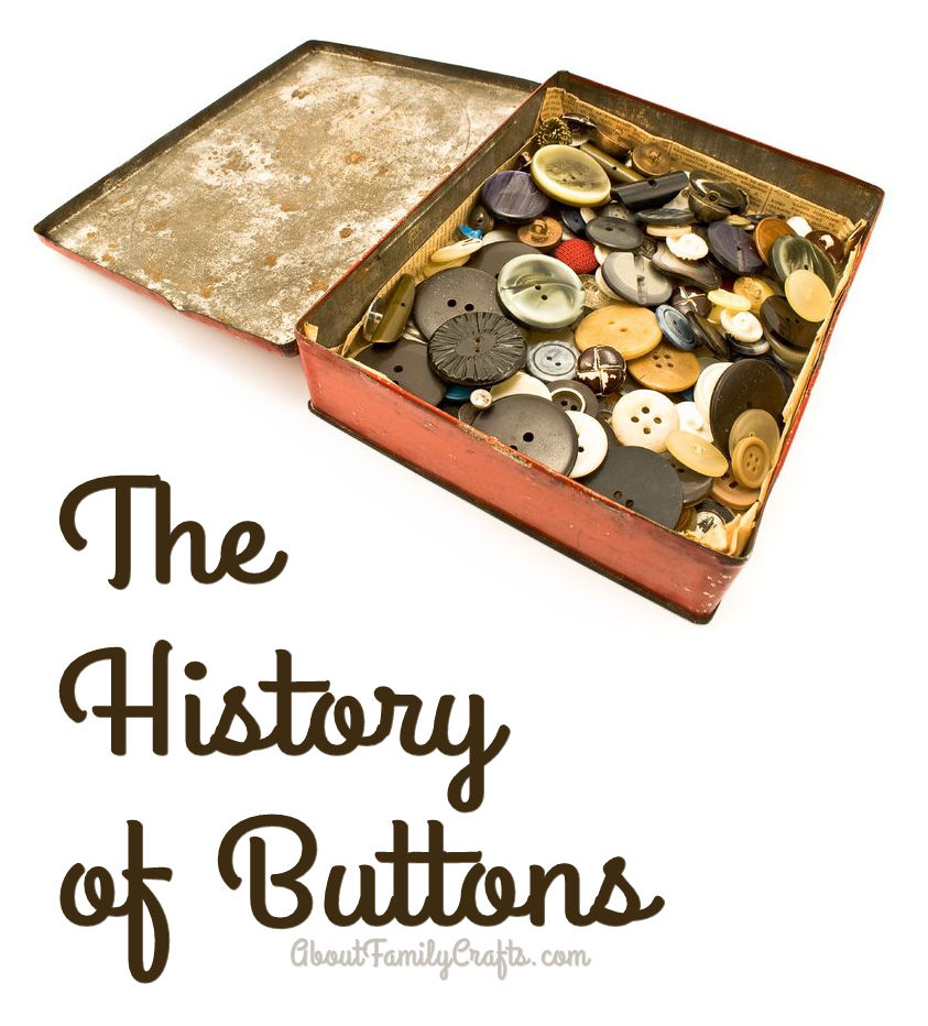 The History of Buttons