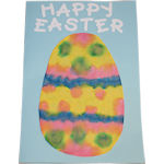 Coffee Filter Easter Eggs 150