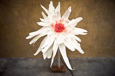 DIY Giant Flower