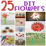 25 DIY Flowers 150