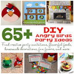 65 DIY angry birds party ideas 150