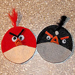 DIY Angry Birds Magnet 150